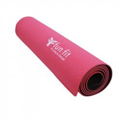 Резиновый  коврик для йоги
